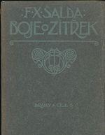 Boje o zitrek  Meditace a rapsodie 1898  1904
