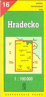 Hradecko  soubor turistickych map 16