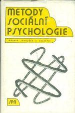 Metody socialni psychologie