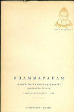 Dhammapadam  Buddhisticka sbirka prupovedi spravneho zivota
