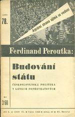 Budovani statu  Zakon na ochranu republiky