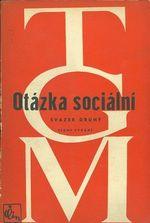 Otazka socialni I  II Zaklady Marxismu Filosoficke a sociologicke