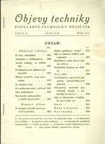 Objevy techniky  popularni technicky mesicnik c  10