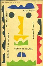 Italske listy  Anglicke listy  Vylet do Spanel  Obrazky z Holandska