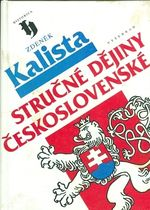 Strucne dejiny ceskoslovenske