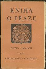 Kniha o Praze  Prazsky almanach I