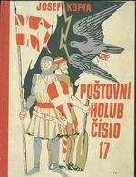 Postovni holub cislo 17