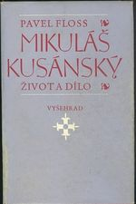 Mikulas Kusansky  Zivot a dilo