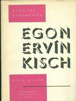 Klasicky zurnalista Egon Ervin Kisch