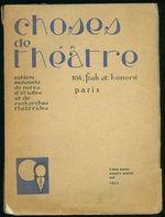 Choses de Theatrre   LArt Tcheque Contemporian