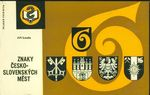 Znaky Cesko  slovenskych mest