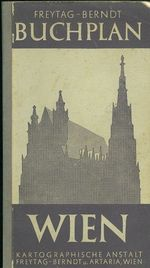 Buchplan von Wien