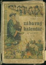 Velky zabavny kalendar na rok 1910 I  dil