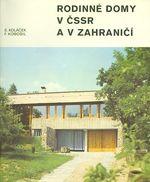 Rodinne domy v CSSR a v zahranici