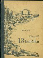 Druhy zapisnik 13 bobriku