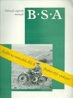 B  S  A  Dokonaly anglicky motocykl