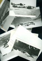 Fotografie nemeckych letadel
