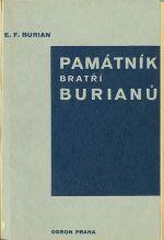 Pamatnik bratri Burianu