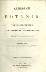 Lehrbuch der Botanik  Ein Fuhrer ins Pflanzenreich