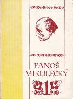 Fanos Mikulecky