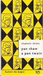Pan Shaw a pan Twain
