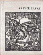 Brevir lasky  z poezie dvacateho stoleti