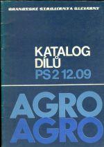 Katalog dilu PS 1209