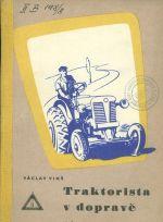Traktorista v doprave