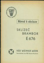 Sklizec brambor E 676