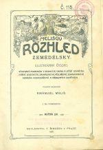 Melisuv Rozhled zemedelsky  illustrovany casopis  roc  XXI