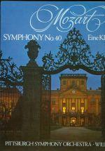 Symphony No 40 Eine Kleine Nachtmusik