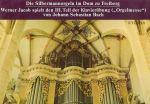 Die Silbermannorgeln im Dom zu Freiberg Werner Jacob spielt den III Teil der Klavierrubung Orgelmesse  2 LP