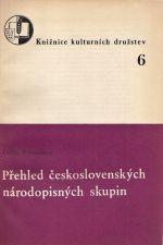 Prehled ceskoslovenskych narodopisnych skupin - Schmidova Lidka | antikvariat - detail knihy