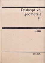 Deskriptivni geometrie II