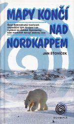 Mapy konci nad Nordkappem