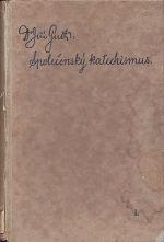 Spolecensky katechismus I dil  II 1  a II 2  dil