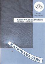 Rusko v Ceskoslovensku