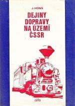 Dejiny dopravy na uzemi CSSR
