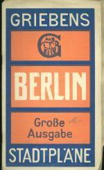 Berlin  Stadtplane