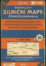 Skorpilovy silnicni mapy Ceskoslovenska  11
