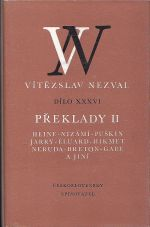 Preklady II  Heine  Nizami  Puskin  Jarry  Eluard  Hikmet  Neruda  Breton  Gabe a jini