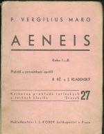 Aeneis Kniha I  II