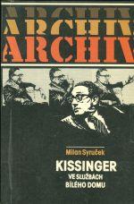 Kissinger ve sluzbach Bileho domu