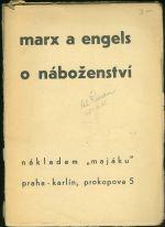 Marx a Engels o nabozenstvi