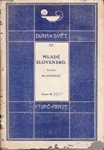 Mlade Slovensko  Literarni nastin let 18901914