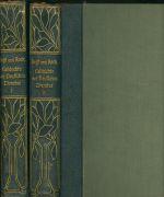 Geschichte der Deutschen Literatur von den altesten Zeiten bis zur Gegenward I  II
