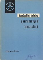 Konstrukcni katalog germaniovych tranzistoru