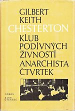 Klub podivnych zivnosti  Anarchista Ctvrtek