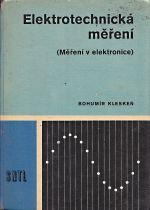 Elektrotechnicka mereni Mereni v elektrotecnice