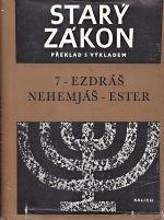 Stary zakon  preklad s vykladem 7  Ezdras Nehemjas Ester